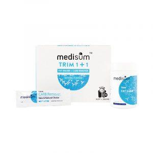 Medisum TRIM1+1shou shen gong shi tian ran shou shen tao zhuang