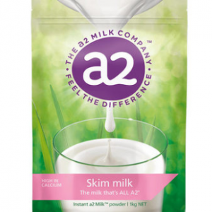 A2 Skim Milk Powder 成人脱脂奶粉 1kg