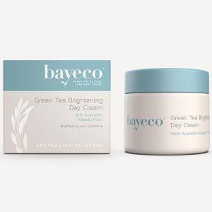 Bayeco 绿茶美白日霜 50ml 美白保湿 提亮肤色