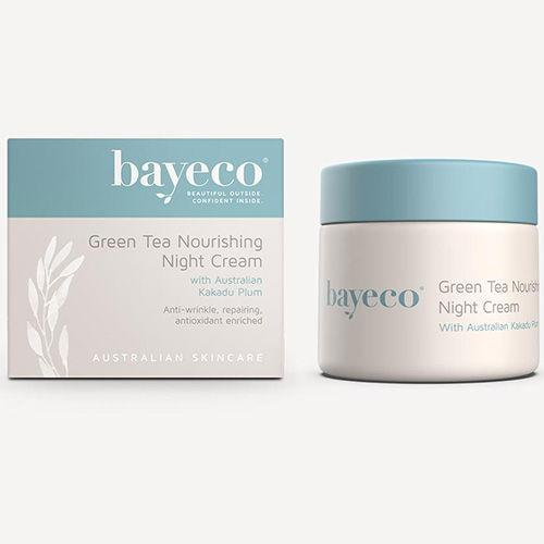Bayeco 绿茶滋养晚霜