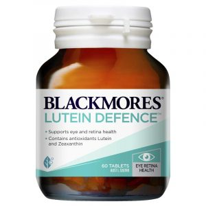 Blackmores 澳佳宝叶黄素护眼片保护视力 60粒