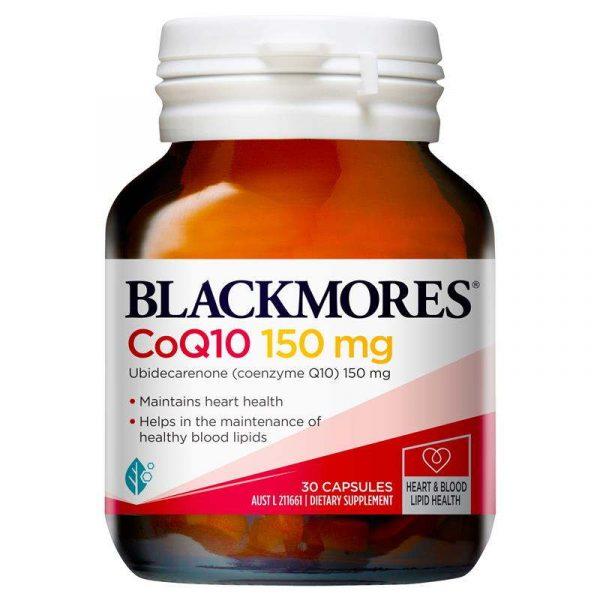 Blackmores 澳佳宝 心脏辅酶Q10 强化营养片 软胶囊 30粒