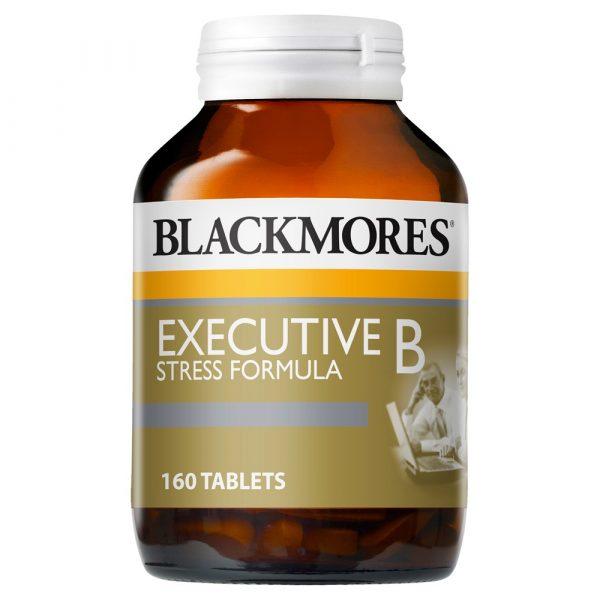 BLACKMORES 澳佳宝 维生素B 维b抗劳片 160粒