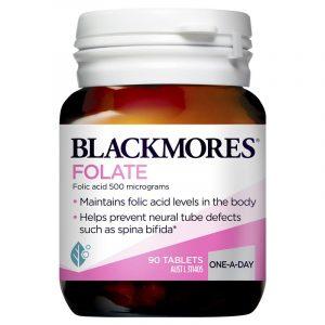 Blackmores 叶酸片 90粒