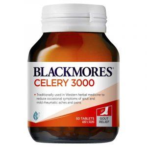 Blackmores 澳佳宝芹菜籽精华50粒