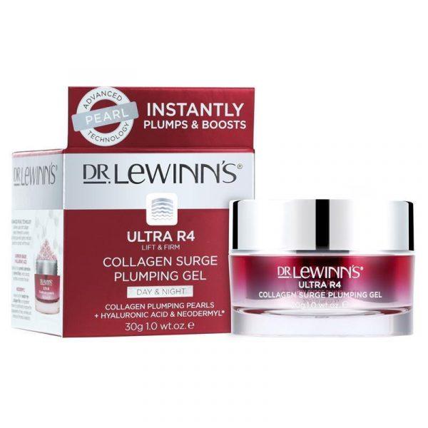 Dr Lewinn's 莱文医生 Ultra R4 活颜紧致凝胶 30g 胶原蛋白小粉珠