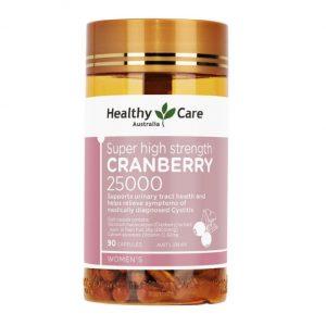 HC 高浓度蔓越莓胶囊 90粒