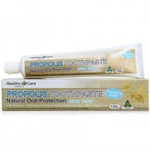 Healthy Care 蜂胶牙膏 敏感牙齿 120g