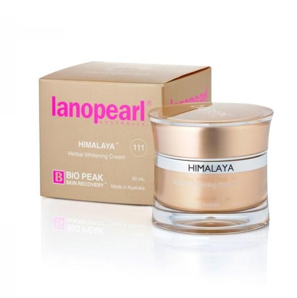 Lanopearl 喜马拉雅草本透白修护霜