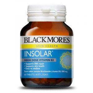 BLACKMORES INSOLAR澳佳宝 烟酰胺焕白修护精华片 60片