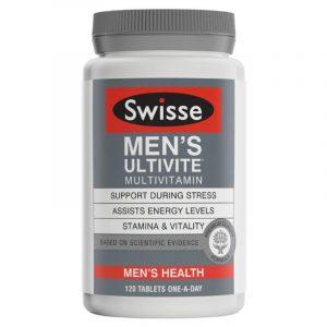 Swisse 男士复合维生素片 120片