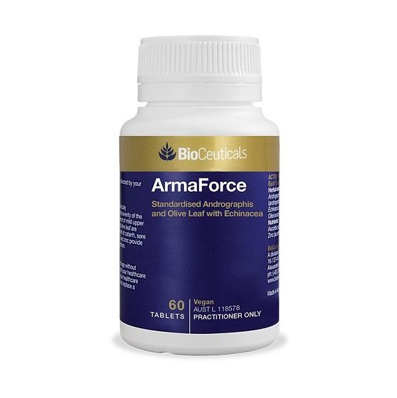 BioCeuticals 增强免疫力/预防感冒