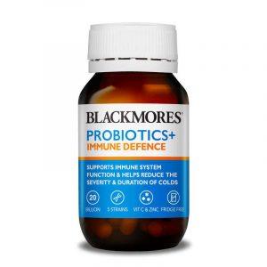 Blackmores澳佳宝益生菌提高免疫力胶囊30粒
