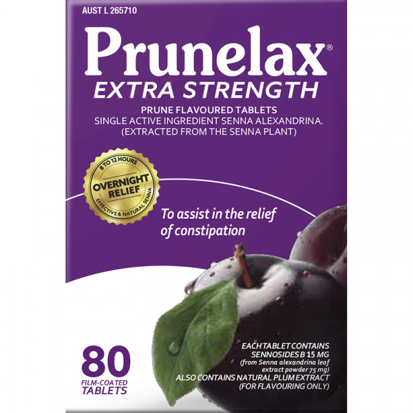 Prunelax 强效天然西梅提取精华片 80片