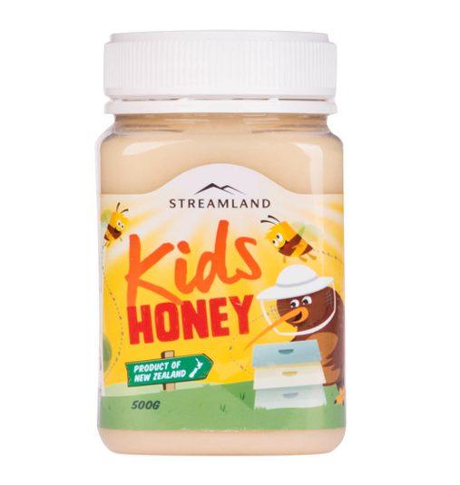Streamland Kids Honey 天然儿童蜂蜜