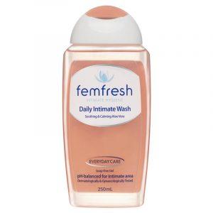 Femfresh 女性私处洗护液