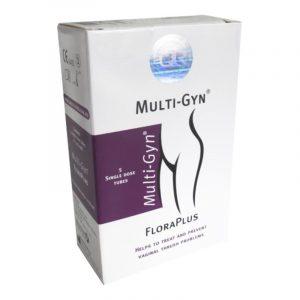 Multi-Gyn 女性阴道天然凝胶栓