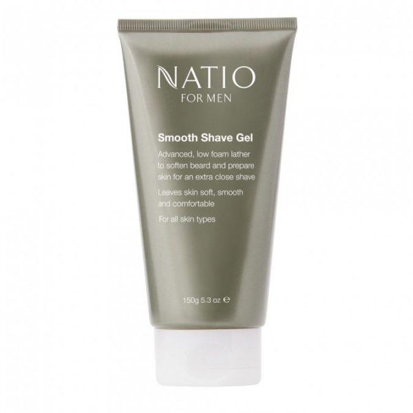 NATIO Natio男士剃须凝胶150 g