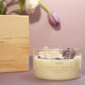 Poetry of Provence Crystal Scented Soy Candle