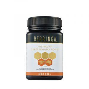 Berringa 麦卢卡蜂蜜 MGO 220+ 500g