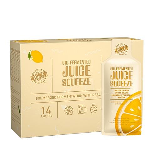Bio-E 黄金柠檬口袋酵素 30ml X 14袋 清肠排宿便