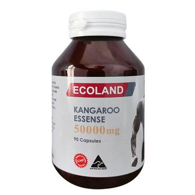 Ecoland 红袋鼠精胶囊 90粒