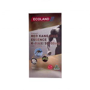 Ecoland 红袋鼠精胶囊 100粒 50000mg