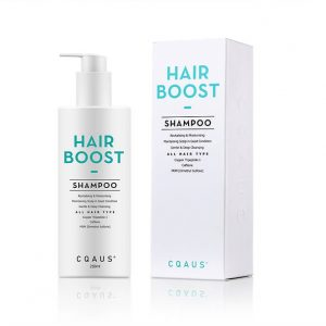 CQAUS傲发宝蓝铜胜肽咖啡因防脱控油除螨洗发水 250ML