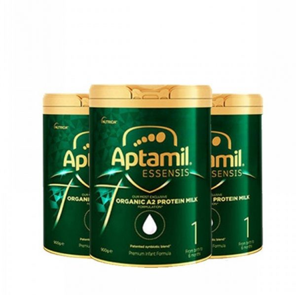Aptamil Essensis 爱他美奇迹婴儿奶粉 A2 1段 0-6个月宝宝 900g 罐装