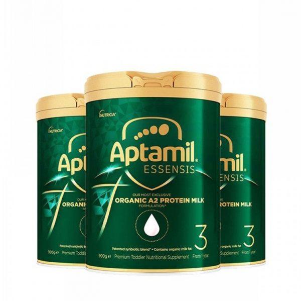 Aptamil Essensis 爱他美奇迹婴儿奶粉 A2 1段 1岁以上宝宝 900g 罐装
