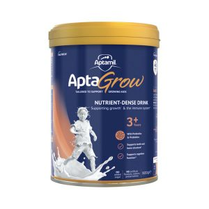 Aptamil AptaGrow Nutrient-Dense Drink 3+Years