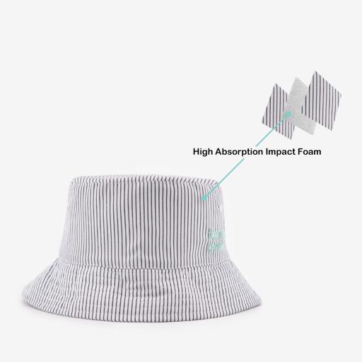Tumbl Bear 儿童护头渔夫帽 儿童安全帽
